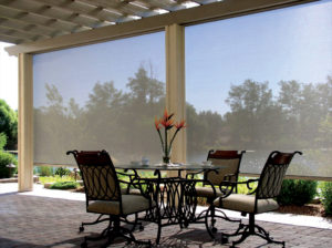 Cable Solar Shades